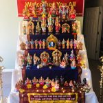 Navaratri Celebration with Sundara Kanda parayana and katha in Virginia Namadwaar