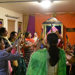 Rasa Poornima Celebration in Virginia Namadwaar, VA
