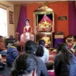 Gita Jayanthi and Vishnu Deepam Satsang in Richmond, Virginia