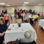 Gopa Kuteeram program at a senior center in Raleigh, NC