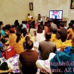 2-Day discourse series on 'The Path of Love' by Sri Ramanujam ji in Phoenix, AZ