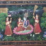 Quiz Time : Indian Art – Miniature Rajasthani Painting