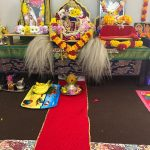 Chaitanya Mahaprabhu Jayanthi Celebration in Virginia Namadwaar, VA