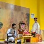 Vasanthothsav Celebration with Sri Ramanujam ji in Dallas Namadwaar, TX