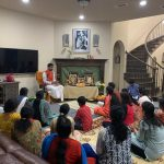Special Satsangs by Sri Ramanujam ji in Dallas Tx