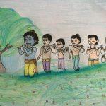 MADHURAGEETHAM: SRI KRISHNA LEELA – 19
