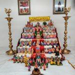 Navaratri celebration in Atlanta Namadwaar
