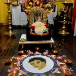 Sri Swamiji's Jayanthi Prayerful Akhanda Mahamantra and Sri Ramanujamji's message