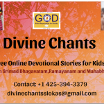 Divine Chants: A Seattle GOD Nama Bhiksha Initiative