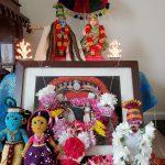 Chaitanya Mahaprabhu Jayanthi celebration by Raleigh GOD Chapter