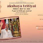 Akshaya Trithiyai 2021 – GOD North America celebrations