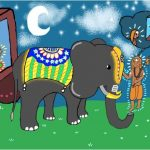 Youth Contribution – Lord Ganesha and Saint of Kanchi