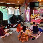 Sri Guru Poornima celebration by Detroit GOD Satsang