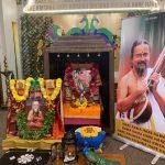 Guru Poornima celebration at Dallas Namadwaar