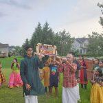 Ashada Ekadasi and Guru Poornima Celebrations by Raleigh GOD Satsang